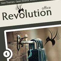 本站Revolution Office主题分享下载