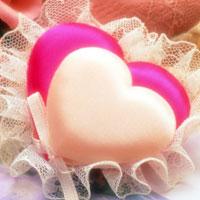 提前发布七夕情人节的温馨灯笼logo