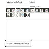 添加wordpress支持Ctrl+Enter快捷发表评论功能