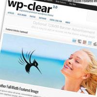 wp clear wordpress主题使用配制